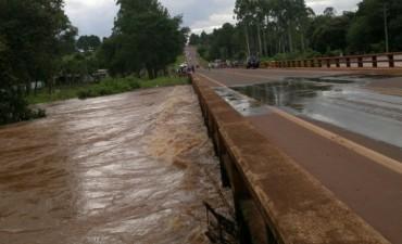 Son cinco muertos y un desaparecido por el temporal en Misiones