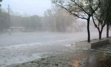 El SMN mantiene una alerta por tormentas fuertes para Córdoba
