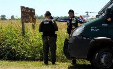 Fuerte operativo con más de 500 efectivos para encontrar a los fugados, que irían a pie