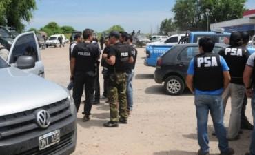 Extienden a seis provincias el radio de acción del operativo para dar con los prófugos