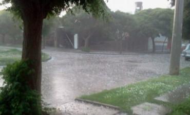 Cese de alerta por tormentas fuertes para centro y norte de Córdoba