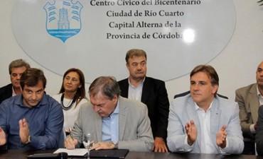 Río Cuarto: se prevé que la ampliación de la planta depuradora esté lista en 2018