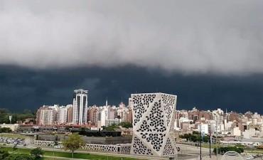 Rige alerta por tormentas fuertes para la provincia de Córdoba