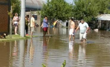 El gobierno nacional envía ayuda alas zonas inundadas de Córdoba