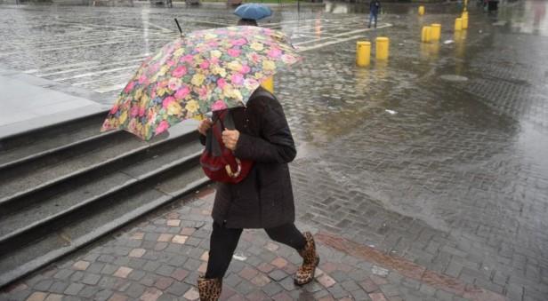 Anuncian alerta por tormentas fuertes y baja de temperatura