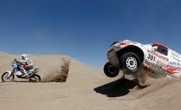 El Rally Dakar en su tercera etapa aún por Perú