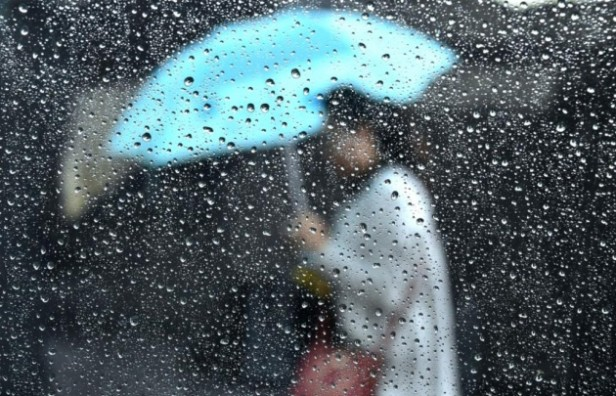 Alerta por tormentas intensas para el centro del país