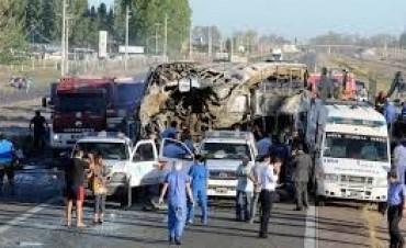 Chofer brasilero provocó la tragedia en Mendoza estaba borracho: 2,32 gramos de alcohol por litro de sangre