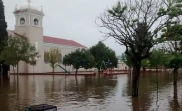 Idiazabal. El pueblo que fue evacuado por completo