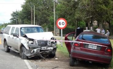 Tres muertos en distintos siniestros viales en la provincia