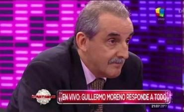 Guillermo Moreno: