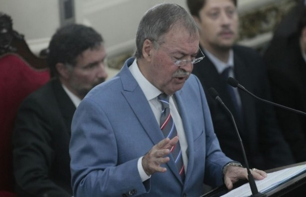 Schiaretti anunció una fuerte inversión en obras viales