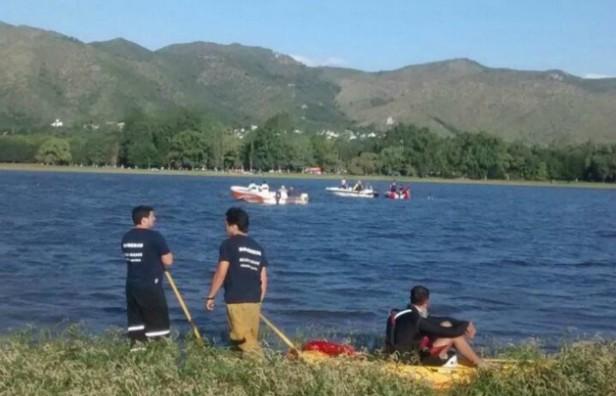 Encontraron el cuerpo de un adolescente en el dique San Roque