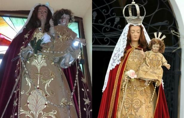 Robaron valiosas reliquias de la iglesia de Villa Tulumba