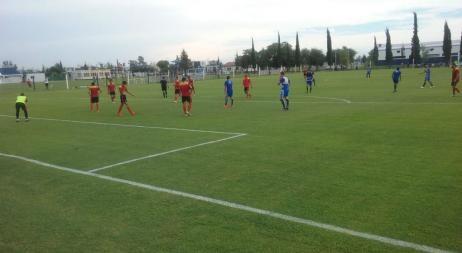 Talleres aplastó 4-0 a Boca Unidos en otro amistoso