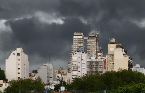 Alerta por fuertes tormentas para el norte de Córdoba