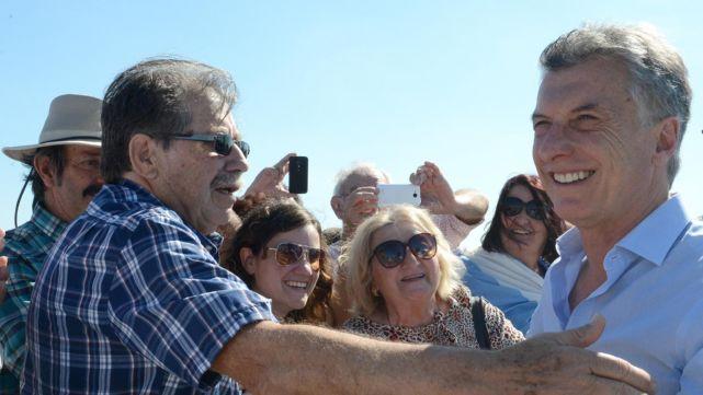 El Presidente visitará la provincia de Entre Ríos