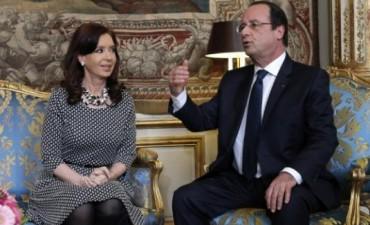 Francia respaldó a la Argentina por el Club de París y los fondos buitre