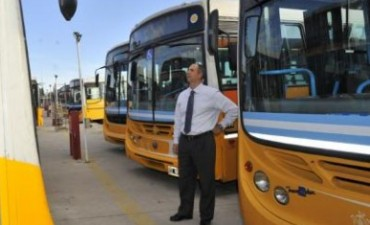 Autobuses Santa Fe no funcionan en Córdoba