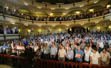 Arrancó la Convención de la UCR que definirá candidaturas