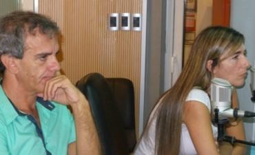Romina Franceschini acusó al padre de extorsión por plata