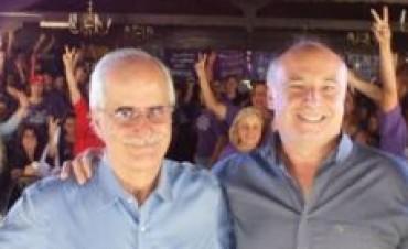 Taiana y Accastello quieren un Ministerio de la Mujer