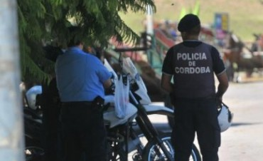 Policías cordobeses investigados por crimen