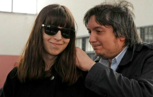 Por primera vez, los hijos de los Kirchner ante la Justicia