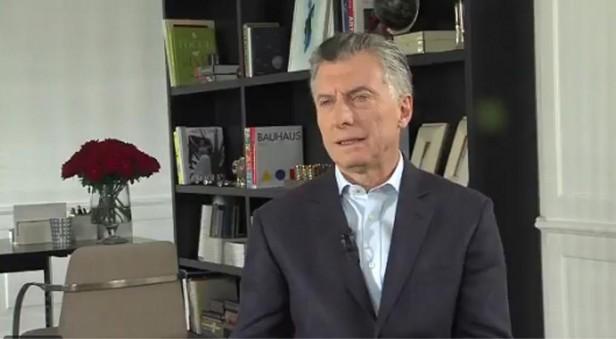 Macri habló sobre el trágico recital del