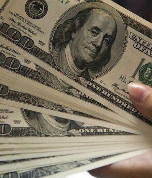 El dólar cayó siete centavos