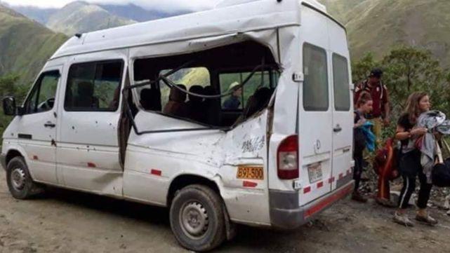 Santafesina murió aplastada por una roca camino a Machu Picchu