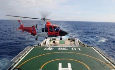 Barco chino cree haber detectado la caja negra del MH370 en el Océano Índico