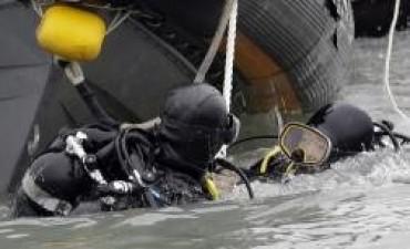 El ferry se hundió por completo y dejó pocas esperanzas de hallar más sobrevivientes