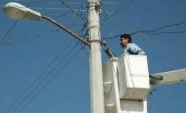 Mestre declaró la emergencia en el área de alumbrado público