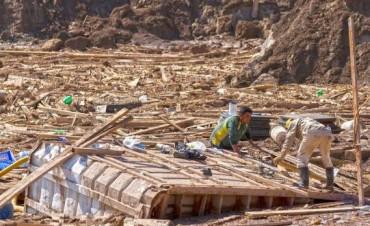 Tragedia en el norte de Chile: aumentó la cifra de desaparecidos