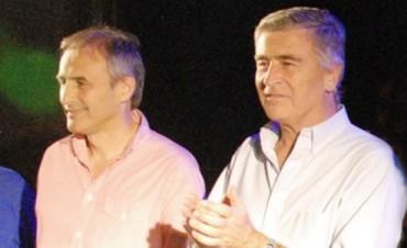 Se presenta en Córdoba la fórmula Aguad Baldasi