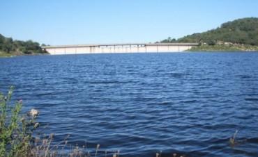 Los diques, con el mejor nivel para abril en la década