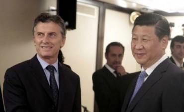 Ratifican inversiones chinas por U$S 30 mil millones
