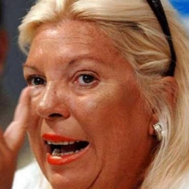 Elisa Carrió recibió las declaraciones juradas de Franco Macri y quedó satisfecha