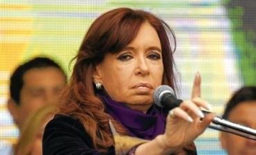Cristina acusó a allegados de Macri de comprar dólar futuro