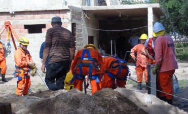 Trabajador murió sepultado cuando intentaban rescatarlo