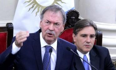 Inundaciones: Schiaretti, ausente en la reunión con Macri porque lo invitaron sobre la hora