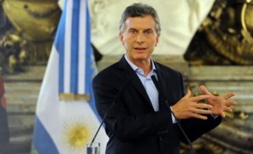 Macri envió el proyecto de ley de Primer Empleo al Congreso