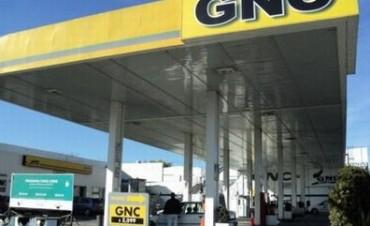 Restringen el gas a algunas estaciones de GNC