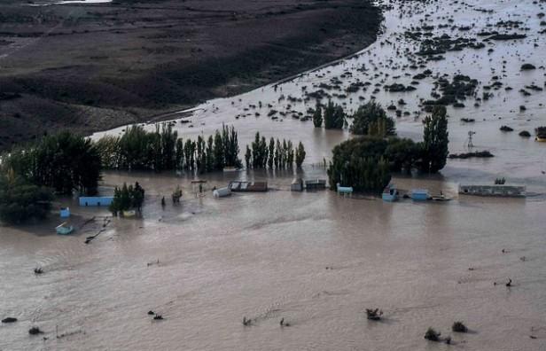 El 80% de Comodoro Rivadavia está destruida tras las lluvias