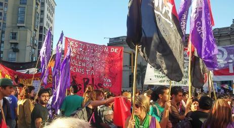Movilización por Micaela García en Córdoba