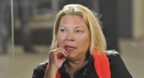 Carrió anunció que no será candidata en la provincia de Buenos Aires