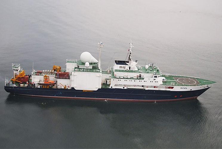 Se fue el último buque internacional que buscaba al ARA San Juan