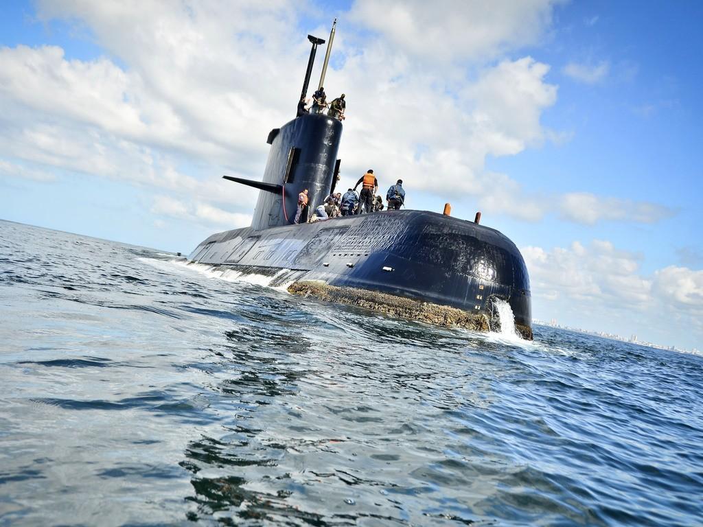 El Gobierno decidirá esta semana si contrata a una empresa para buscar al submarino