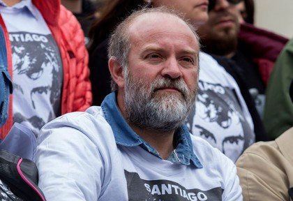 Sergio Maldonado confirmó que recibe ayuda económica del Estado